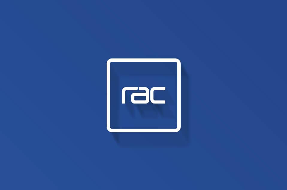 RAC Engenharia Logomarca
