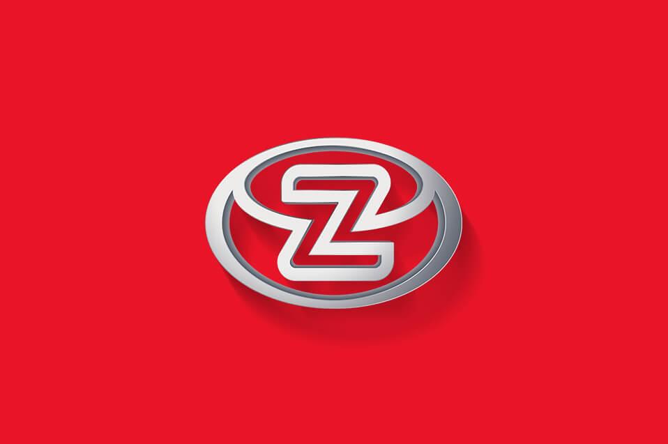 Toyota Zeni Motors Logomarca