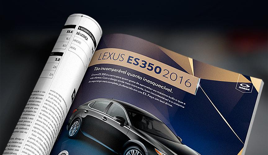 Lexus Portfolio 2
