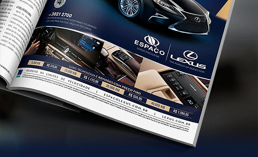 Lexus Portfolio 3
