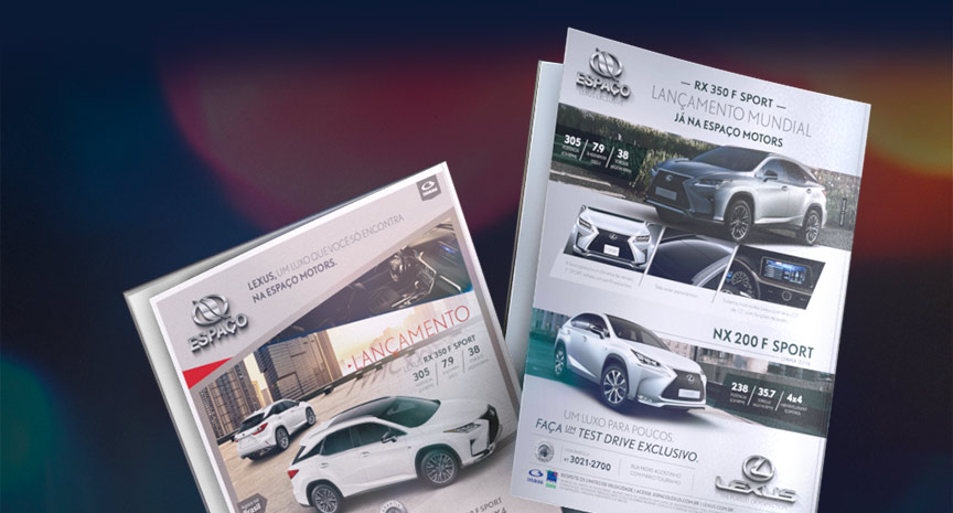 Lexus Portfolio 4