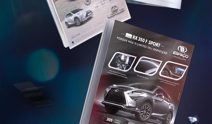 Lexus Portfolio 5
