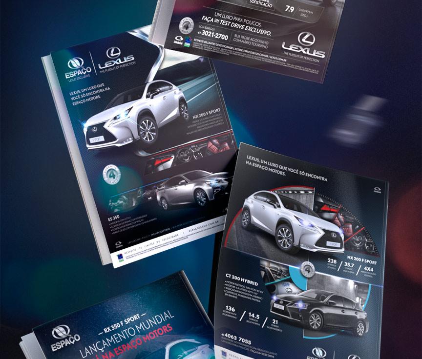 Lexus Portfolio 6