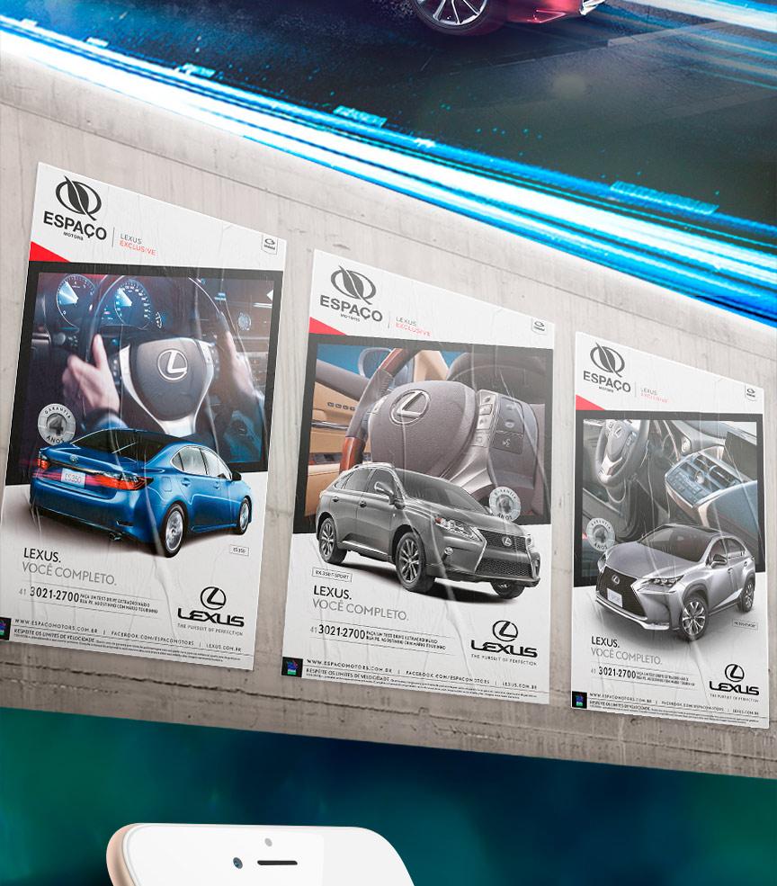 Lexus Portfolio 8