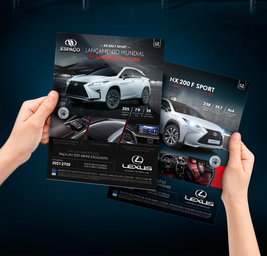 Lexus Portfolio 15